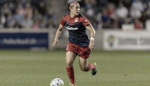 Whitney Church NWSL named Player of the Week