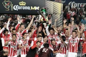 Necaxa se queda con la Copa MX