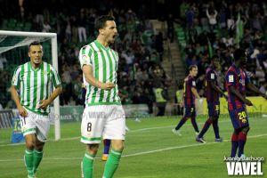 Fotos e imágenes del Betis 1-0 Barcelona 'B', 12ª jornada de la Liga Adelante