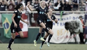 North Carolina Courage defeat Chicago Red Stars to reach NWSL Final in Orlando