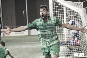 El Cornellà se aferra a los goles de Enric Gallego