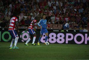 El Granada despertó tarde ante un mejor Real Madrid