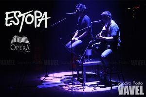 Fotos e Imágenes del Concierto de ESTOPA en el Palacio de la Opera (A Coruña)