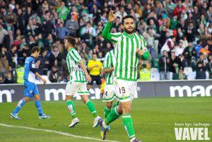 Fotos e imágenes del Betis 2-0 Sabadell, jornada 22 de la Liga Adelante