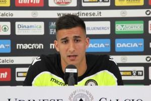 """Udinese - Musso si presenta: """"Non temo la A, qui per migliorare sotto tutti gli aspetti"""""""