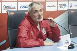 """Sergio Rondina: """"Peleamos el partido durante 90 minutos"""""""