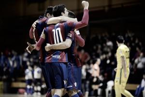 Levante, el Paraíso de la Copa