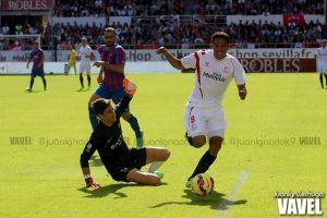 Fotos e imágenes del Sevilla 1-1 Levante, 11ª jornada de la Liga BBVA