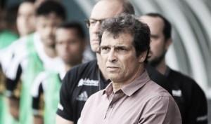 """Milton Cruz comemora vitória e projeta futuro do Figueirense: """"Vai ter uma pegada mais forte"""""""