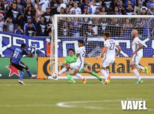 Images and Photos of San Jose Earthquakes 1-1 LA Galaxy in MLS