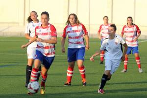 El Granada CF Femenino debuta con empate frente al Sevilla FC