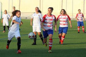Un intenso Granada CF Femenino pierde por la mínima en Sevilla