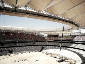 El Wanda Metropolitano será el quinto estadio en la historia rojiblanca