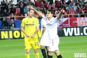 Fotos e imágenes del Sevilla 2-1 Villarreal, vuelta de octavos de final de Europa League