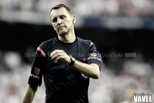 Clos Gómez, árbitro para el Atlético de Madrid - Real Betis