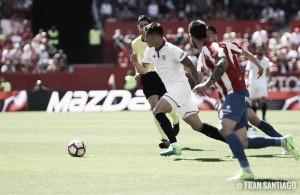 Otro mal partido aleja al Sevilla de la tercera plaza