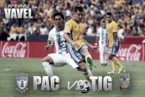 Previa Pachuca - Tigres: visita de lujo en la madriguera