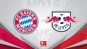 Resumen Bayern de Múnich 3-0 Leipzig en Bundesliga 2016