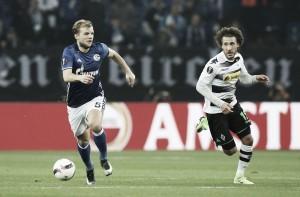 Resumen Borussia Mönchengladbach 2-2 Schalke en Europa League 2017