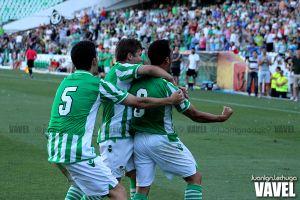 Fotos e imágenes del Betis B 3-1 Anguiano, segunda eliminatoria de ascenso a 2ª B