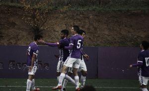 UP Langreo - Real Valladolid Promesas: fin a un gran año