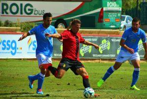 UE Olot- RCD Mallorca B: mantenerse en el pelotón de cabeza