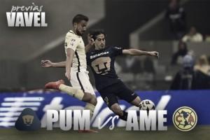 Previa Pumas - América: el orgullo esta en juego