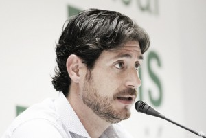 """Víctor Sánchez del Amo: """"Preparamos cada partido al máximo"""""""