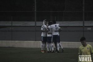 Nueva victoria del Deportivo Aragón en el esperado duelo de filiales