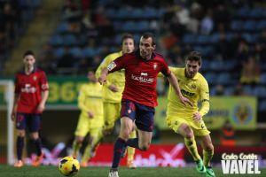 Villarreal - Osasuna: puntuaciones de Osasuna, jornada 22