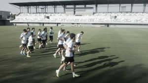 Molinero no se ejercita pero llegará a Valladolid