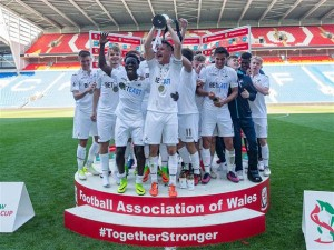 Swansea City U19s crowned FAW Youth Cup Champions