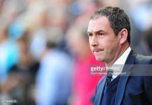 Paul Clement believes Swansea could beat Manchester United