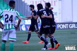 Fotos e imágenes del Betis 0-1 Albacete, 4ª jornada de la Liga Adelante