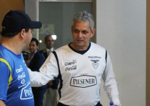 "Reinaldo Rueda: ""Falcao jugará mañana"""