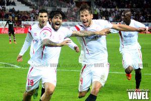 Fotos e imágenes del Sevilla 5-1 Granada, 13ª jornada de la Liga BBVA