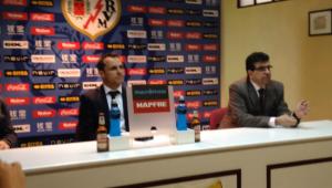 """Sergi Barjuan: """"El equipo ha estado bien, exceptuando los primeros treinta minutos"""""""