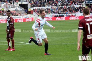 Fotos e imágenes del Sevilla 3-0 Córdoba, jornada 23 en Primera División