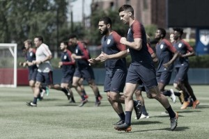 USMNT Fields Young Squad Against Bolivia