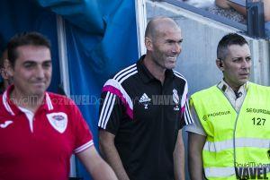 Fotos e imágenes del Real Madrid Castilla 1-0 Guadalajara, primer amistoso de pretemporada