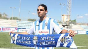 Rubén Jurado, último fichaje del Atlético Baleares