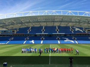 Brighton and Hove Albion 3-1 Sheffield: Seagulls close out Spring Series with a dominant win