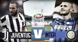 Risultato Juventus - Inter in diretta, LIVE Serie A 2017/18 (0-0)
