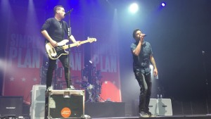Simple Plan hace saltar y vibrar a Madrid