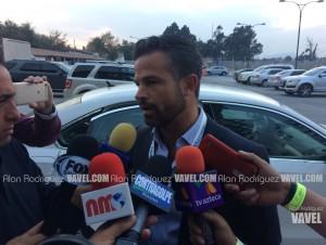 """Rafael Puente: """"Habrá competencia sana en el equipo"""""""