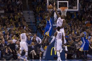Oklahoma City Thunder vs Golden State Warriors en vivo y en directo online