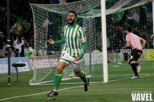 Fotos e imágenes del Betis 2-1 Girona, jornada 26 de Segunda División