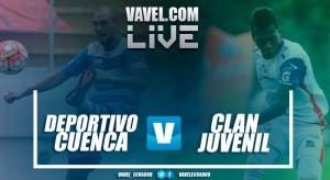 Deportivo Cuenca se hace fuerte como local y vence por 2-0 a Clan Juvenil