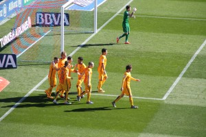 El Barça se escapa vivo del Ciutat
