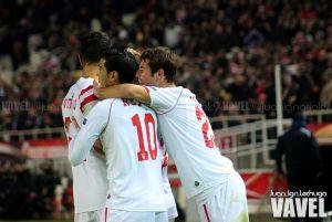 Fotos e imágenes del Sevilla 1-0 Rijeka, fase de grupos de la UEFA Europa League